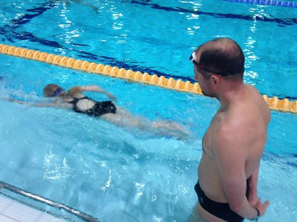 Lasten uintitekniikkakurssit